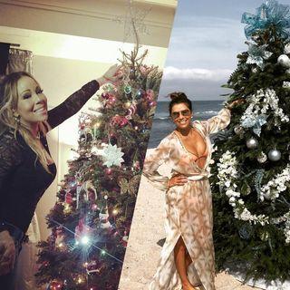 Quand les stars partagent leur Noël sur Instagram