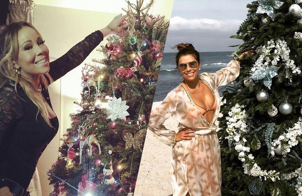 Découvrez l'incroyable Noël des stars
