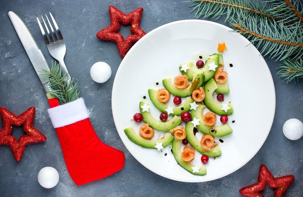 Mon repas de Noël facile, rapide et qui en jette : 50 idées 100% fait maison
