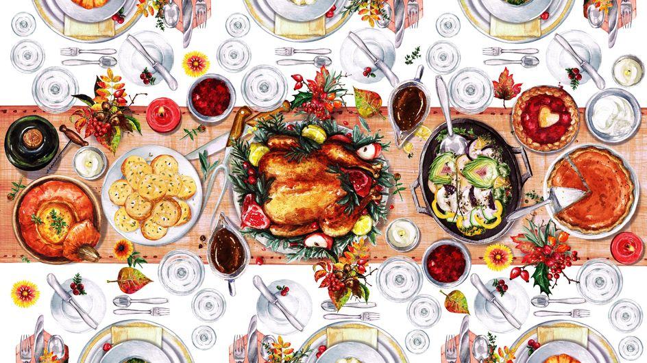 30 dessins de recettes pour se donner faim sans prendre un gramme ;)