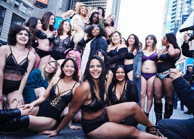 Campañas que reivindican la naturalidad de las mujeres