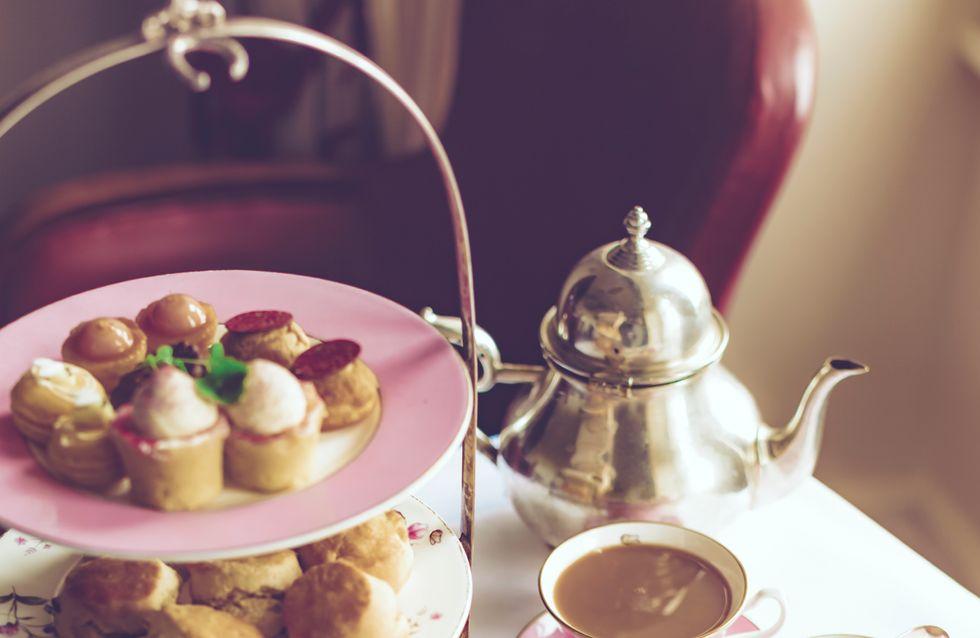 Les plus beaux tea-time