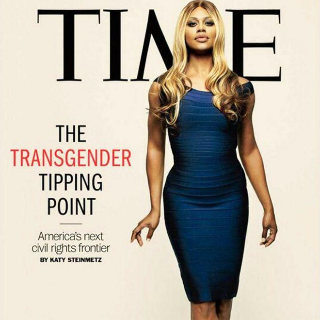I transgender più famosi al mondo - Laverne Cox