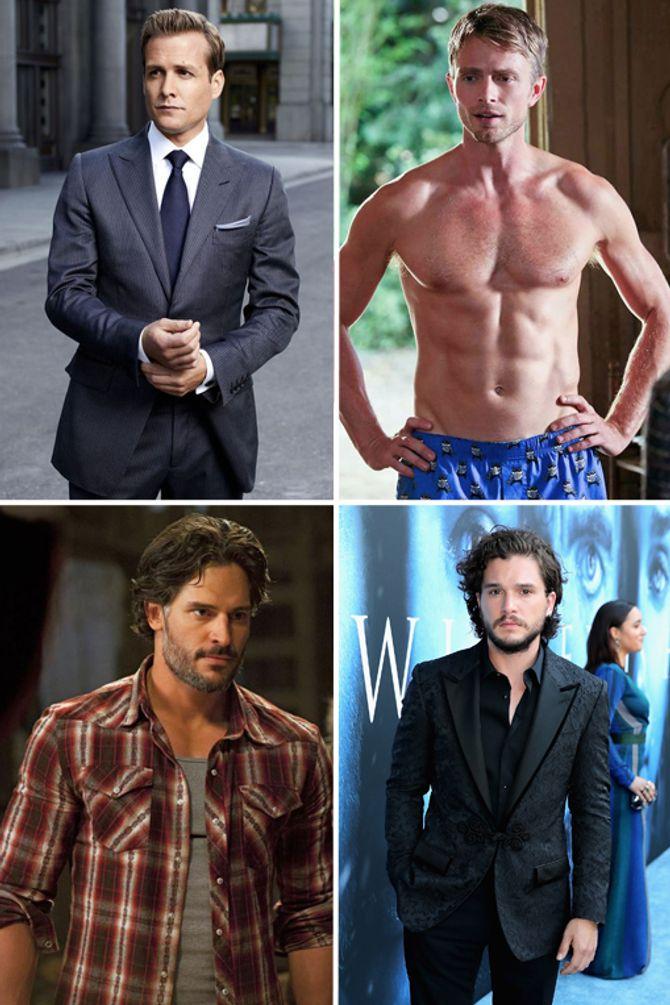 Die heißesten Serien-Männer aller Zeiten