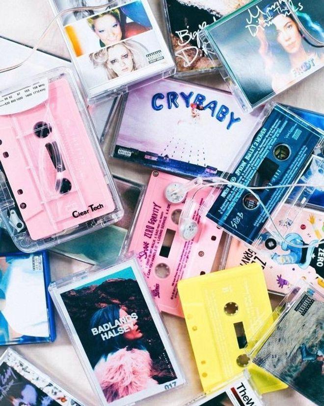 Gadgets de los 90