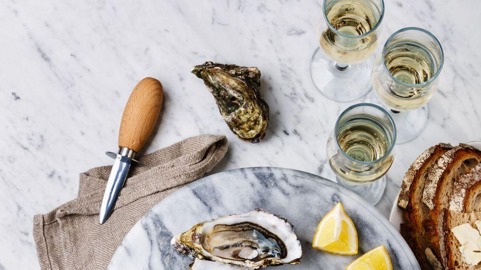 L'huître, perle des repas de fêtes