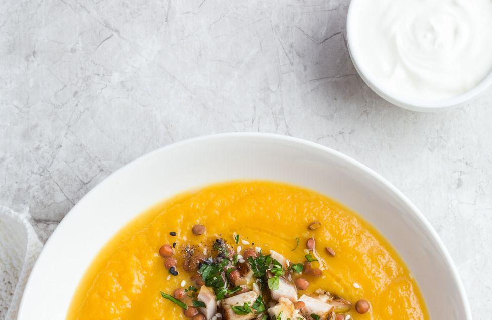 Nos recettes de soupes gourmandes