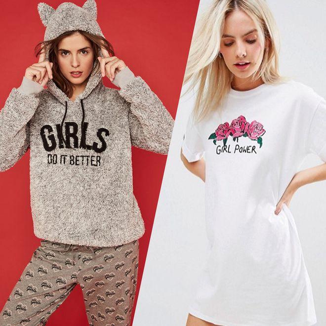 Quand la mode célèbre le girl power