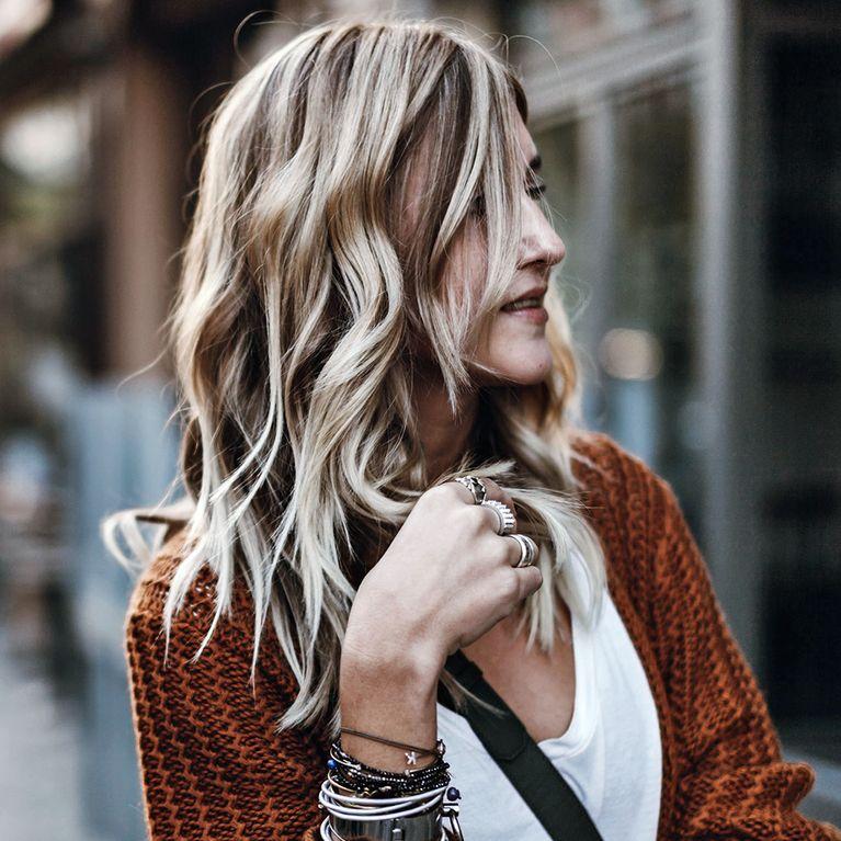 Stufenschnitt fur lange dicke haare