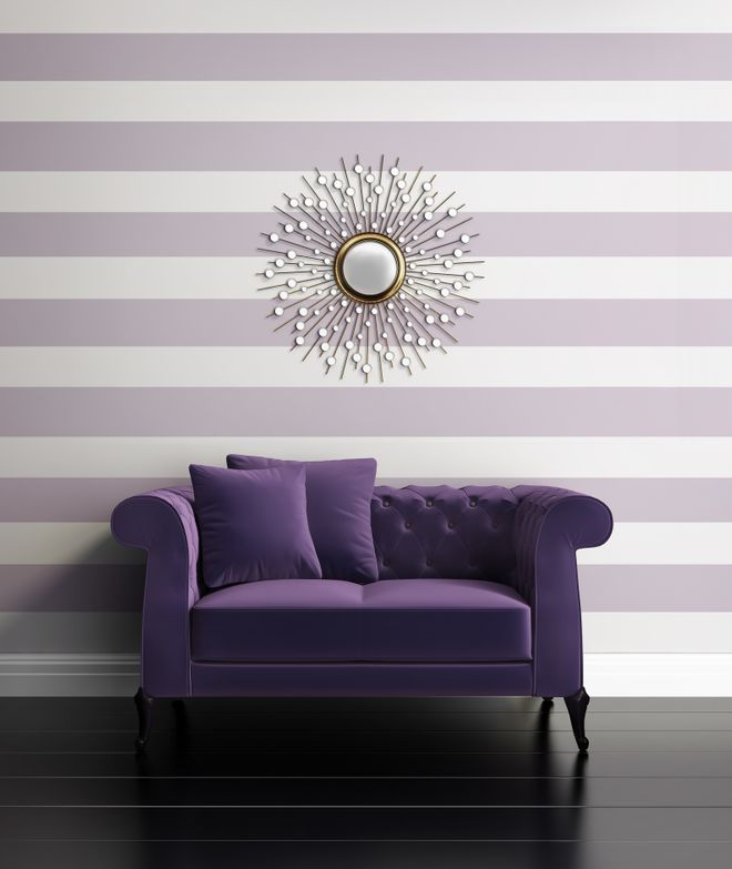 Decoración ultra violet