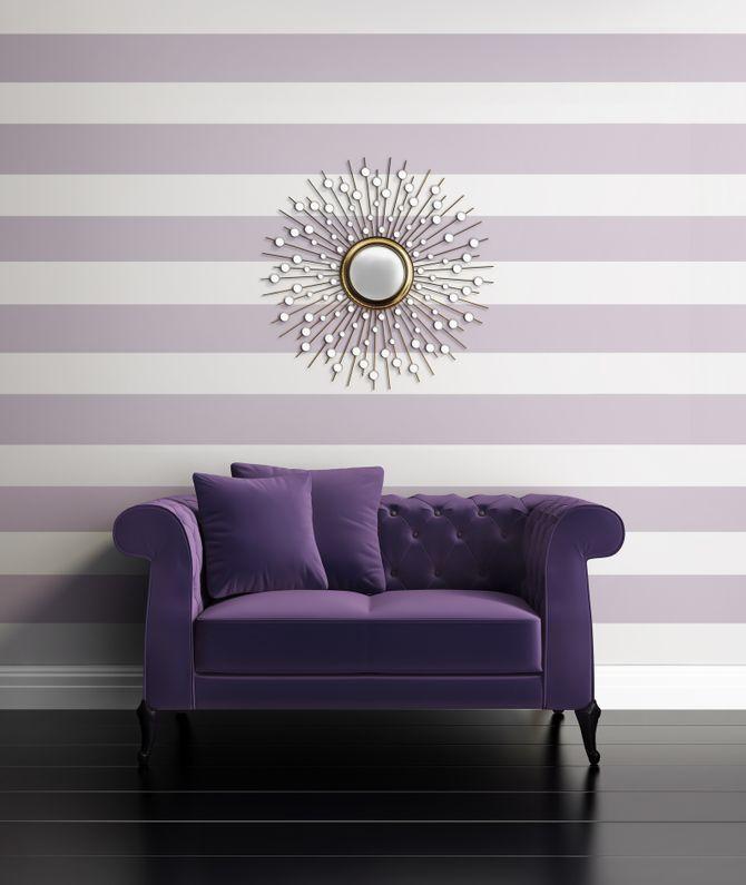 Decoración ultra violet