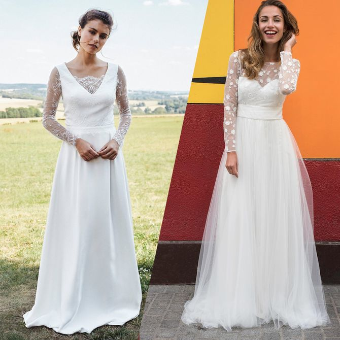 Plus de 100 robes de mariée pour trouver son bonheur