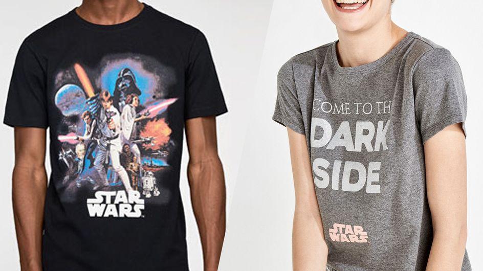 Star Wars : quand la saga culte investit nos dressings