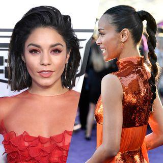 Les plus belles coiffures de l'année 2017