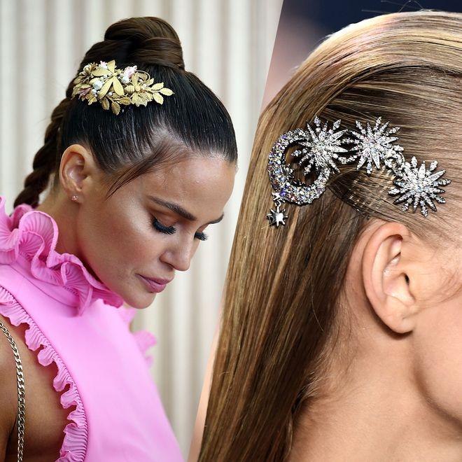 Des bijoux de tête qui nous mettent des étoiles plein les yeux