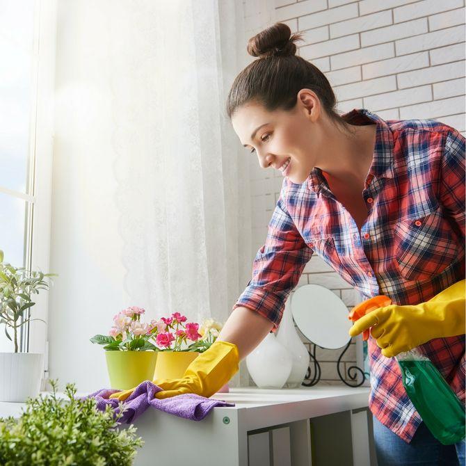 Come pulire casa in modo ecologico