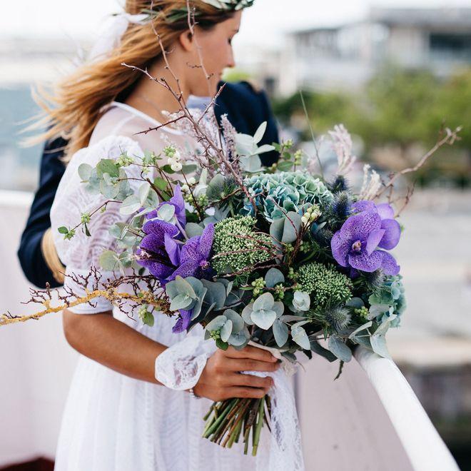 Brautstrauß-Trends 2018: Das sind die schönsten Brautsträuße des Jahres!