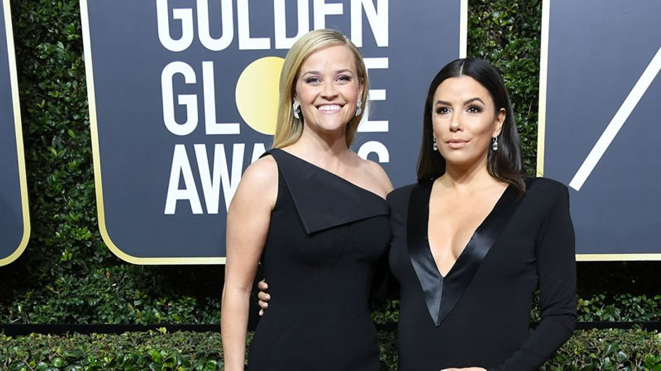 Golden Globes 2018: Das sind die Looks, über die gerade ALLE sprechen