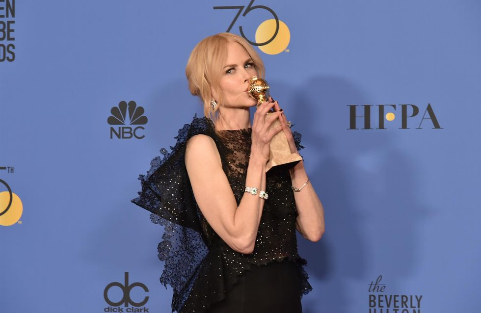 Los actores más premiados en la historia de los Globos de Oro