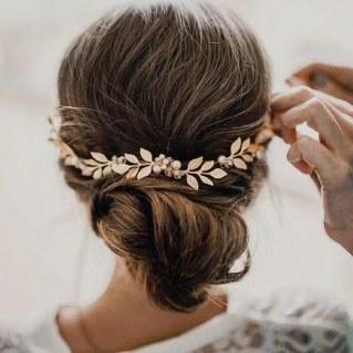 Die Schonsten Brautfrisuren 2018 Lass Dich Inspirieren Fotoalbum