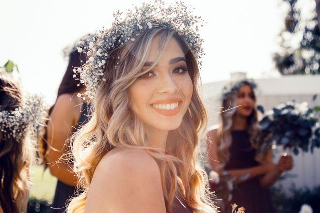 Brautfrisuren 2019: Von stylisch bis süß