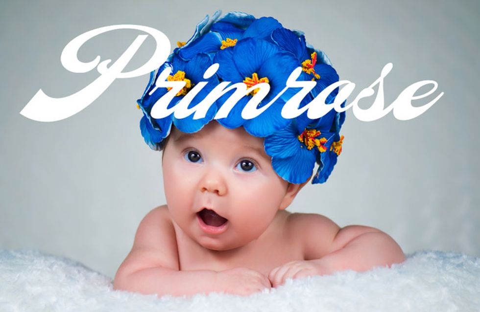 Perfect baby names for February