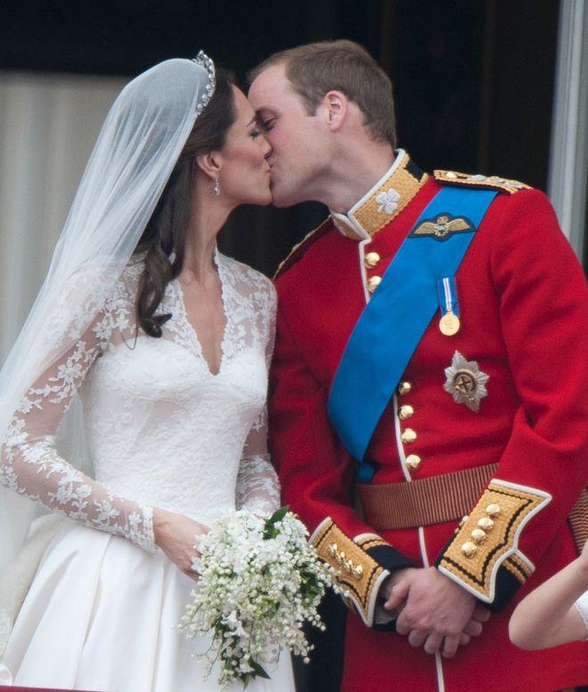 So schön waren die Brautkleider der Prinzessinnen