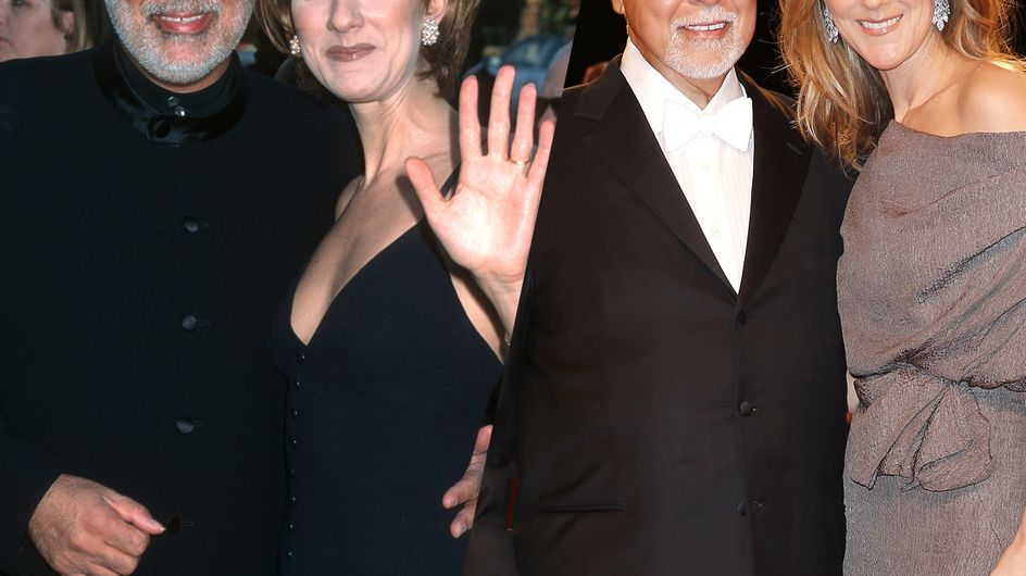 Céline Dion et René Angélil : retour en images sur leur merveilleuse histoire d'amour