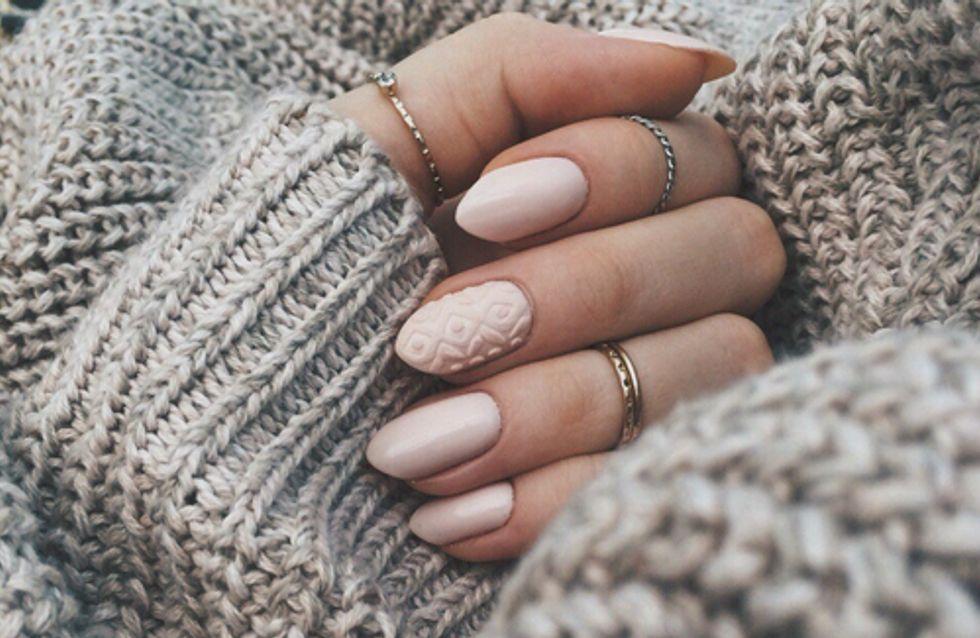 Winter nails: diseño de uñas para este invierno