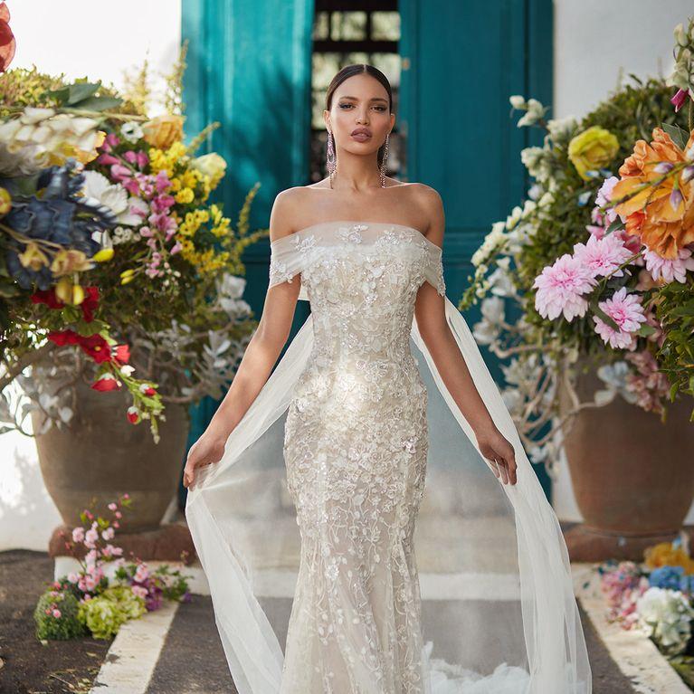 wie kauft man 100% original am besten bewertet neuesten Brautkleider-Trends 2018: DAS sind die 100 schönsten Kleider ...