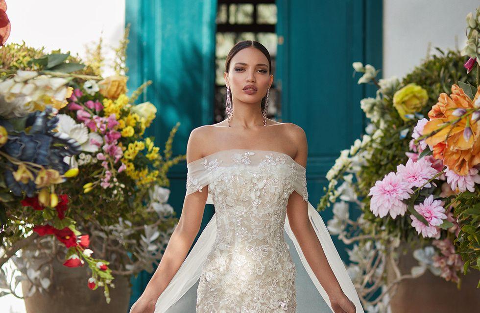 Brautkleider 2018: DAS sind die 100 schönsten Kleider!