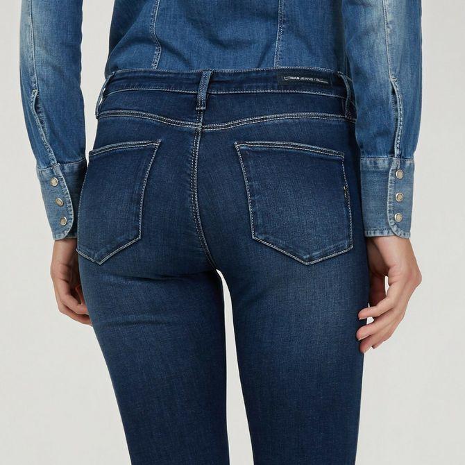 Jeans Skinny per valorizzare il sedere