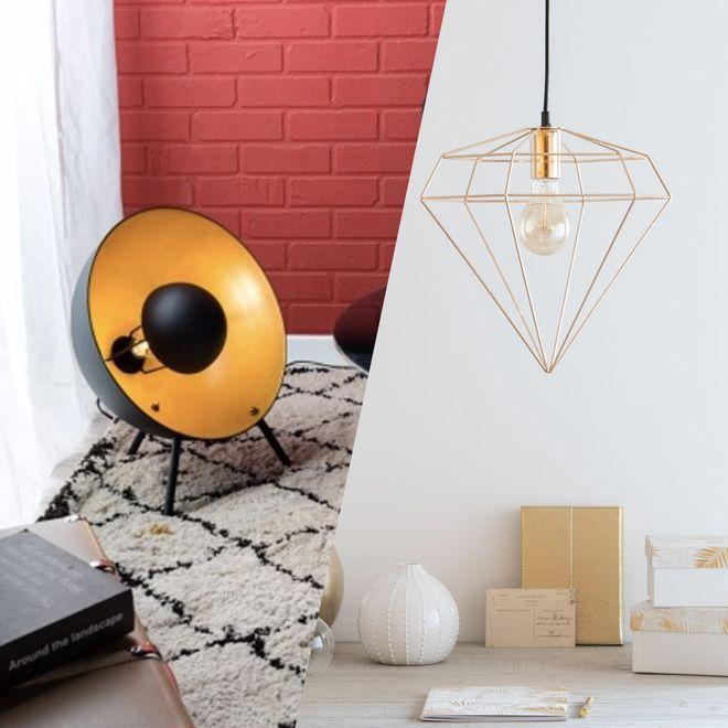 Notre sélection shopping de lampes tendance à moins de 150€