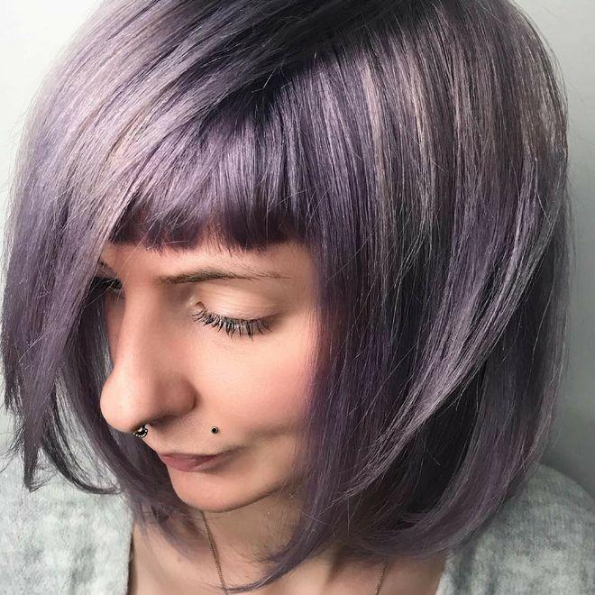 Metallic Hair: i colori per capelli di tendenza su Instagram