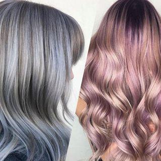 La coloration métallique : la nouvelle tendance cheveux qui cartonne sur Instagram