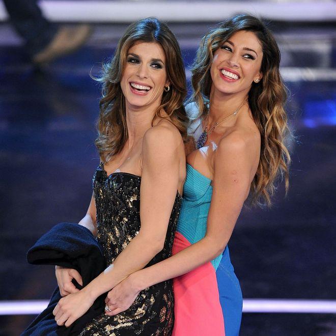 Le presentatrici e le vallette storiche del Festival di Sanremo