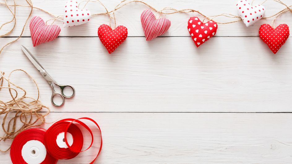 DIY Valentine's Day Gifts: romantic ideas to surprise your love