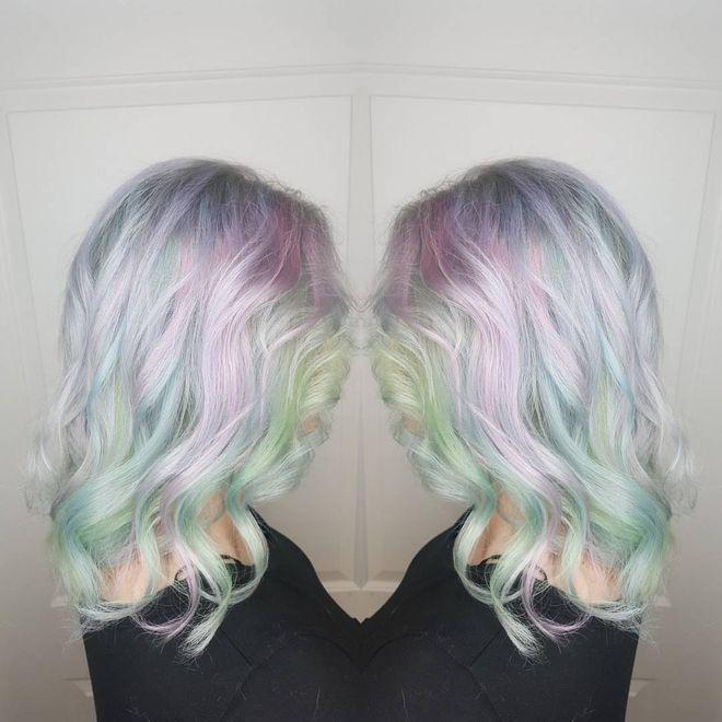 Opal Hair: il colore capelli per una chioma da fata!