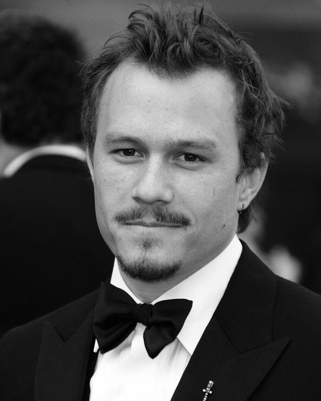 Heath Ledger: Sein Leben in Bildern