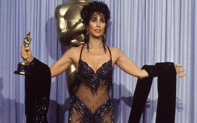 Los peores vestidos de los premios Oscar
