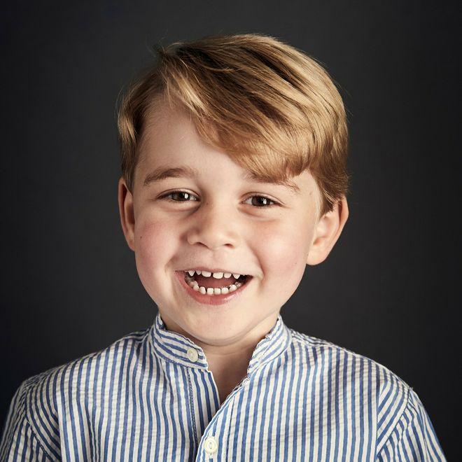 Tutte le foto del Principe George dalla nascita ad oggi