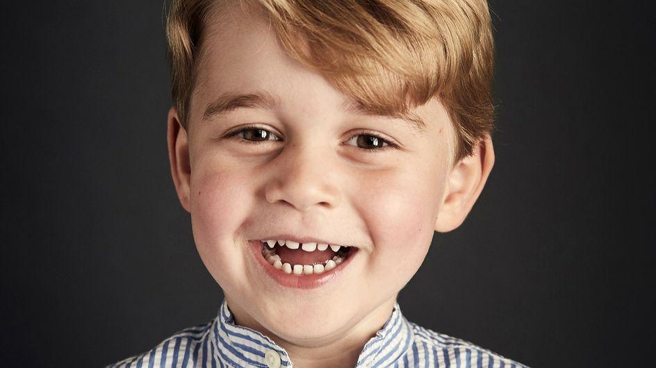I 6 anni del Principe George: tutte le foto dalla nascita a oggi