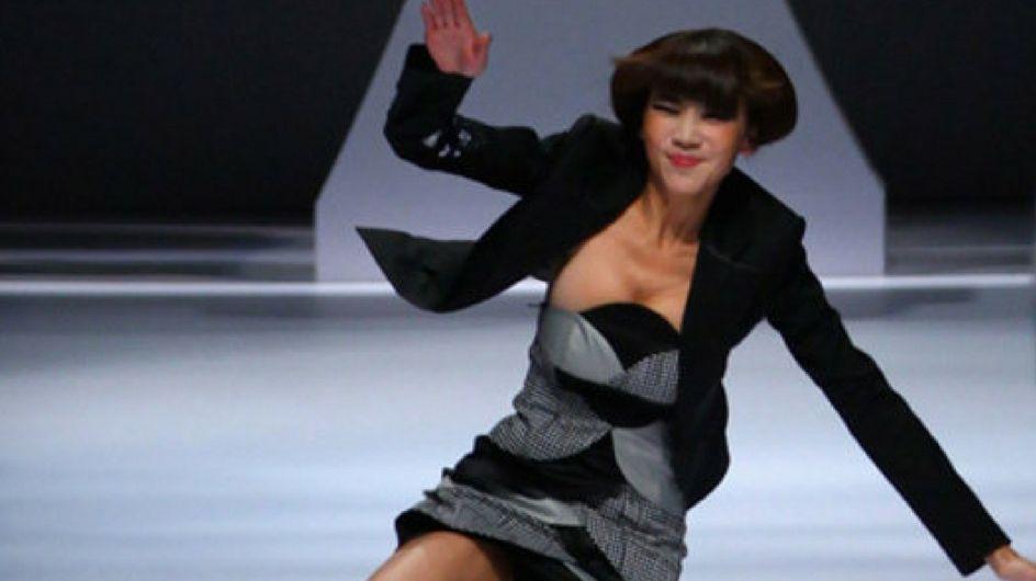 Catwalk-Fail: Die verrücktesten Stürze von Models auf dem Laufsteg