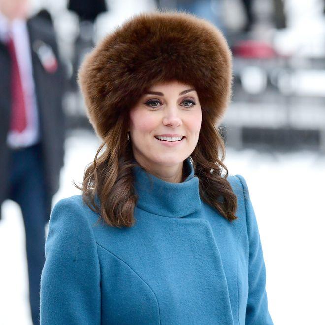 Los mejores looks premamá de Kate Middleton