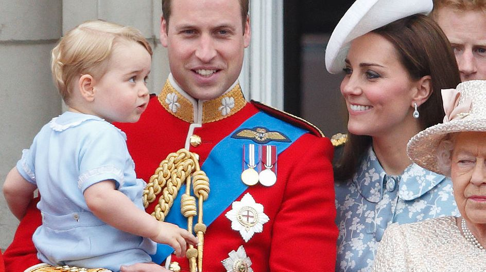 Prince George: His Life In Pictures