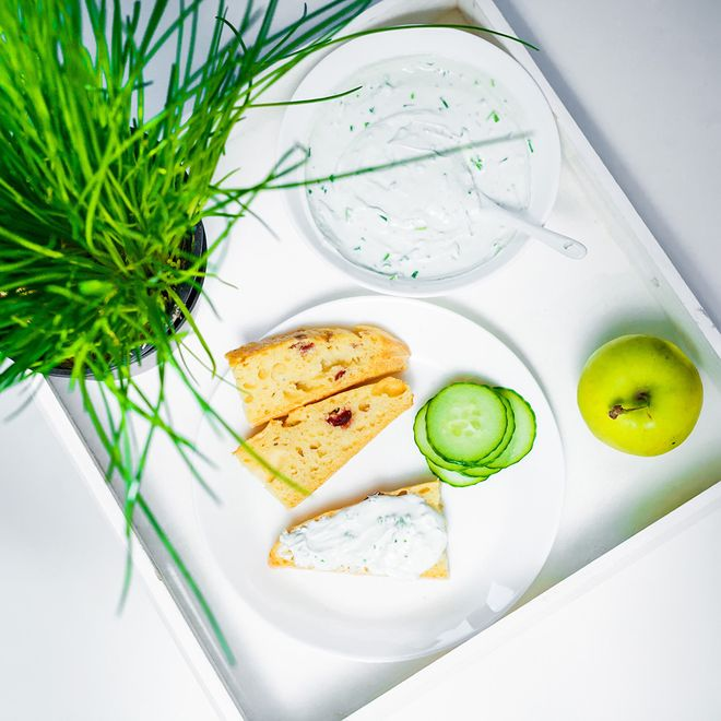 Gesunde und leichte Snacks unter 100 Kalorien