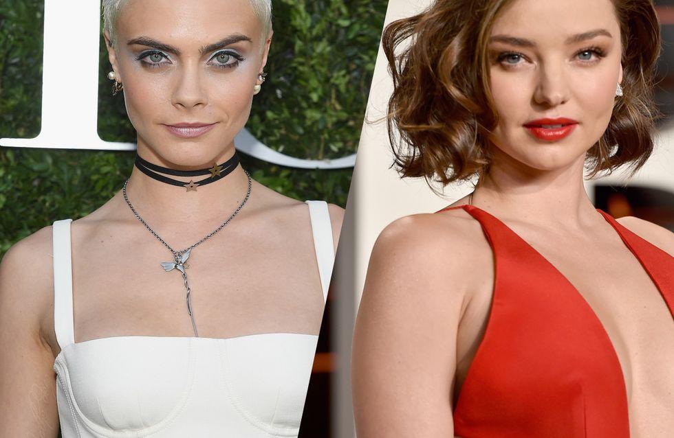 Lesbiennes, bisexuelles : ces stars qui assument haut et fort