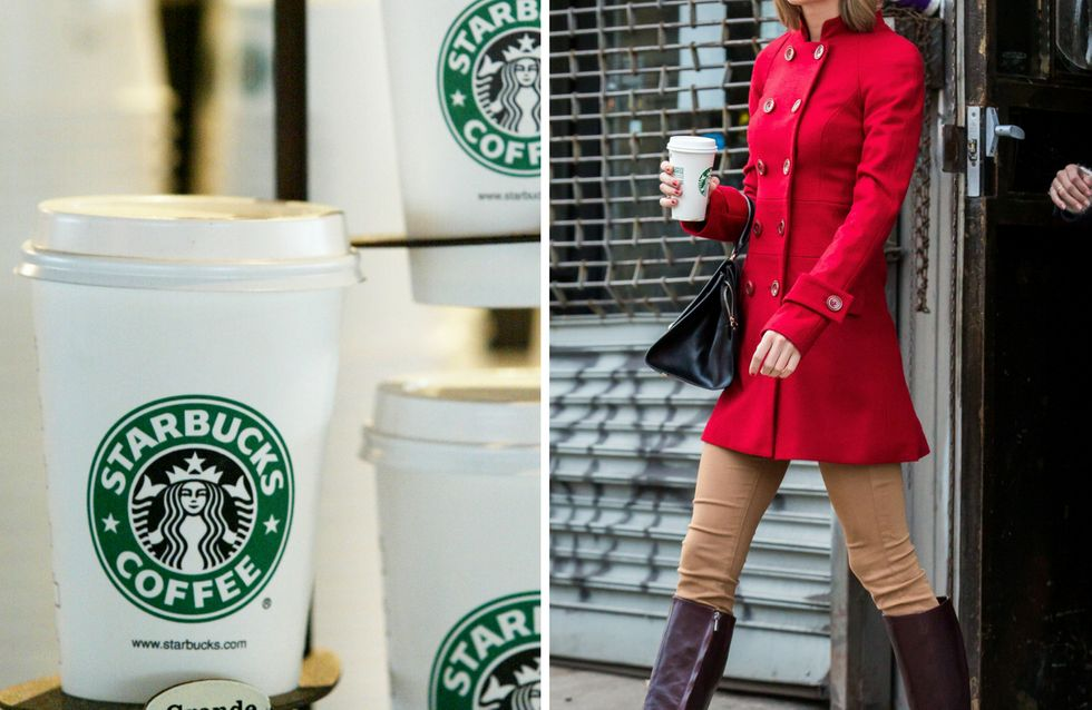Les stars qui sont accros à Starbucks