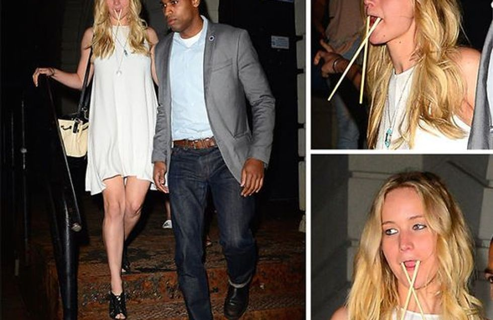 The funniest A-list reactions to the paparazzi