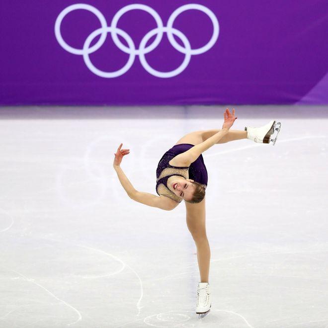 Carolina Kostner: le immagini più belle della campionessa di pattinaggio